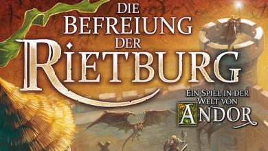 Photo of Brettspiel-Review: Die Befreiung der Rietburg