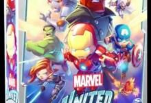 Photo of Brettspiel Marvel United von CMON angekündigt.