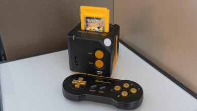 Photo of Hyperkin stellt stationäre Konsole RetroN Jr. für Game Boy Spiele vor