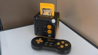 Photo of Hyperkin stellt stationäre Konsole RetroN Jr. für Game Boy Spiele vor