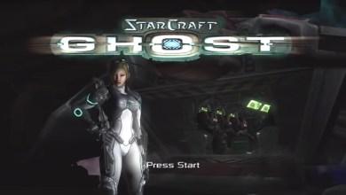 """Bild von Frühe Version von """"Starcraft Ghost"""" im Netz aufgetaucht"""
