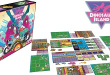 Photo of Brettspiel-Review: Dinosaur Island