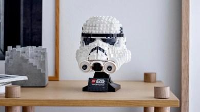 Photo of LEGO veröffentlicht Star Wars Helmets