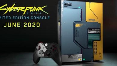 Photo of Xbox One X Limited Edition im Cyberpunk 2077 Design angekündigt