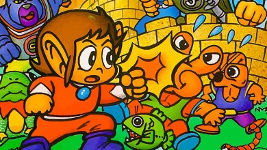 Photo of 200 Games, die du gespielt haben musst! (99) – Alex Kidd in Miracle World
