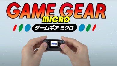 Photo of SEGA kündigt Game Gear Micro an