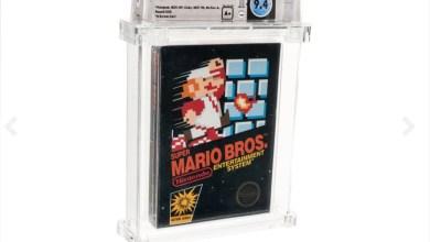 Photo of Super Mario Bros.: NES-Videospiel für Rekordsumme versteigert