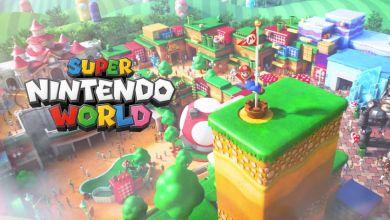 Bild von Neues Video zum Super Nintendo World Themenpark