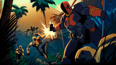 Bild von Review: Deathstroke: Knights & Dragons