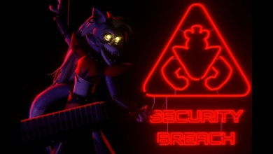 Bild von Five Nights At Freddy's: Security Breach erscheint für PS5