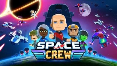 Bild von Neuer Trailer und Release Date zu Space Crew veröffentlicht