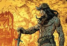 Bild von So königlich feiert Marvel 50 Jahre Conan-Comics
