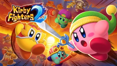 Bild von Review: Kirby Fighters 2