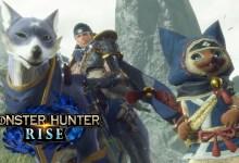 Bild von Umfangreiches Gameplay zu Monster Hunter Rise von der TGS 2020