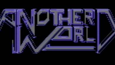 Bild von Another World erscheint auf dem C64