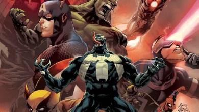 Bild von NYCC 2020: Marvel- King in Black (Highlight & Video)