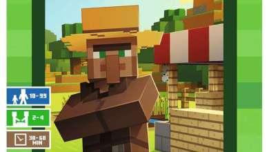 Bild von Erweiterung zu Brettspiel Minecraft: Builders & Biomes erschienen