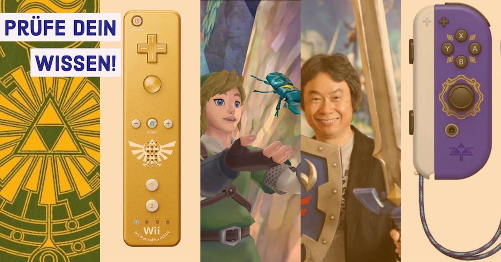 SHOCK2.TRIVIA – The Legend of Zelda: Skyward Sword HD