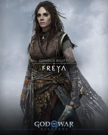 God of War - Freya