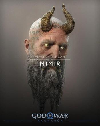 God of War - Mimir