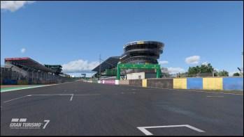 Circuit de la Sarthe (sonnig)