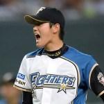 大谷翔平が日本プロ野球の歴代最速を更新?165kmの速球の成績は?