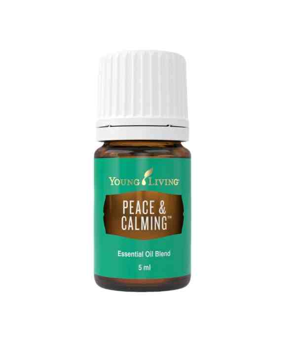 Aceite esencial Peace & Calming