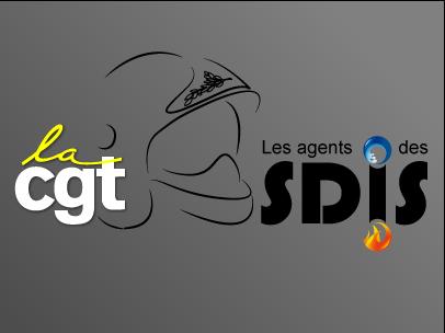 La CGT des SDIS : Site internet, logo et fonctionalités