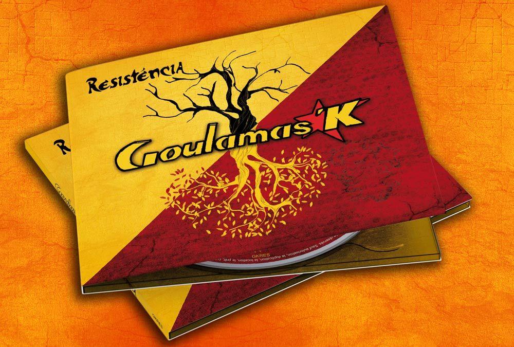 Goulamas'K : Une pochette d'album résistante