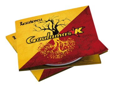 illustration d'album pour Goulamas'K