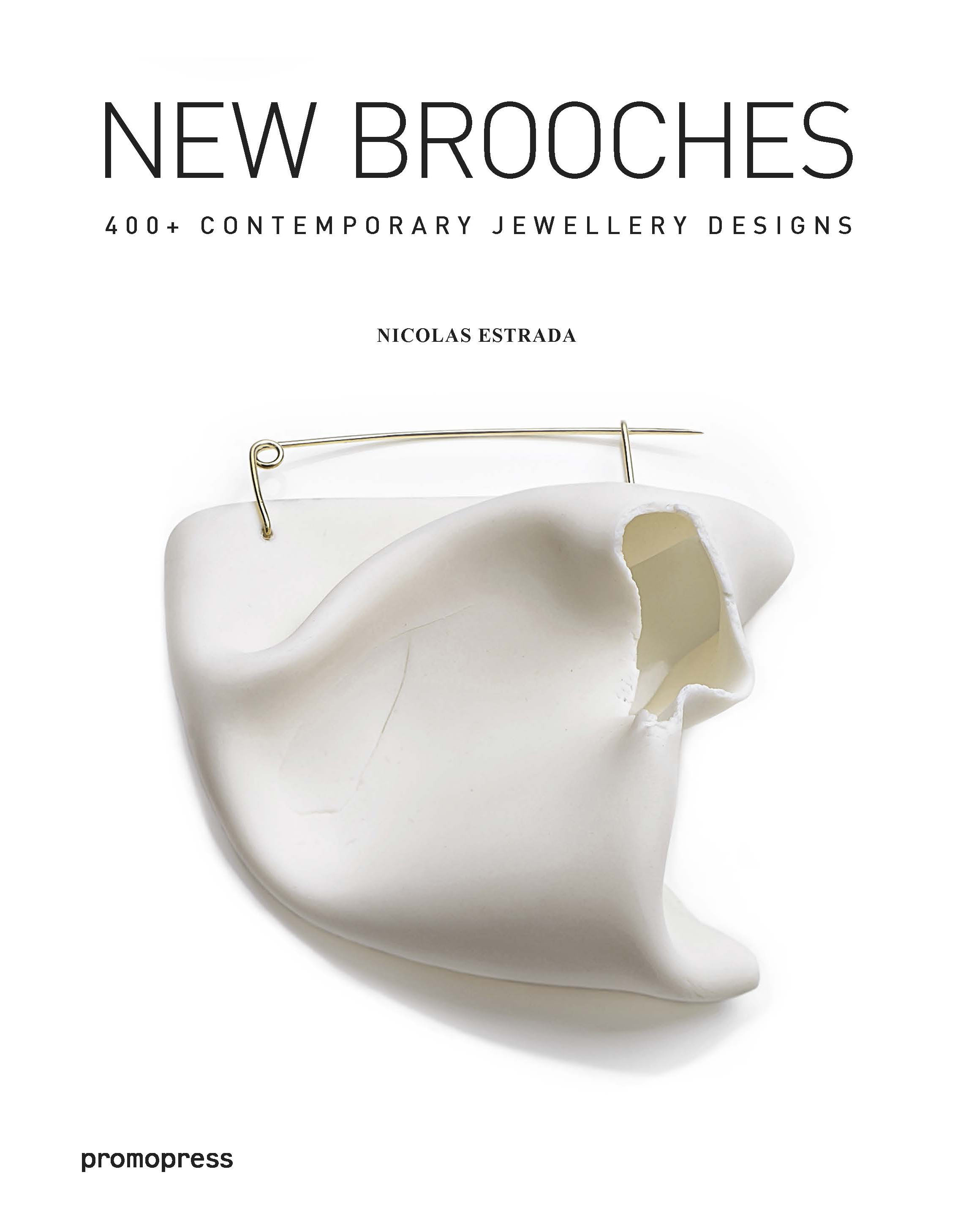 BROOCHES cover