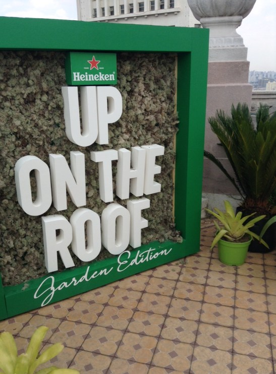 Heineken Up on the Roof - Magali Viajante
