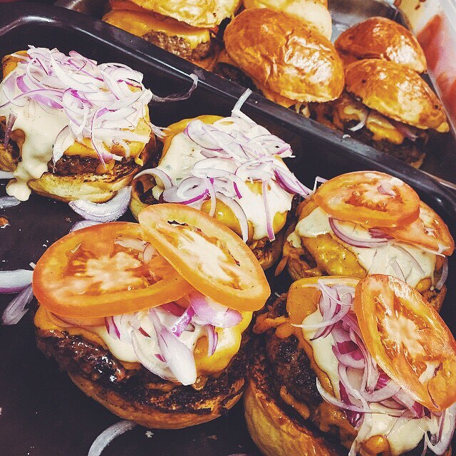 monday night burgers