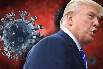Trump considering testing passengers on international flights for coronavirus