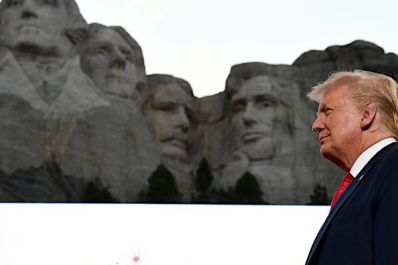 Trump Signs $3B-a-Year Plan to Boost Conservation, Parks - maganews2020