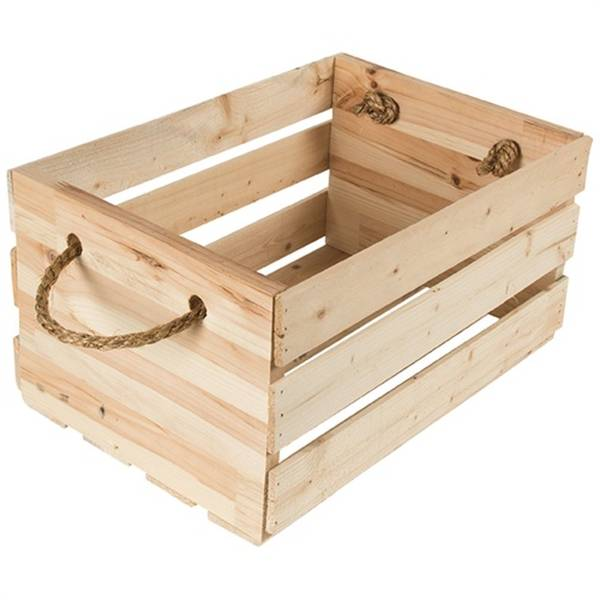 acheter caisse en bois bricoman