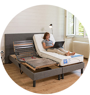 matelas et sommiers relaxation
