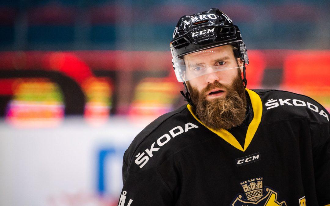 Jag & Mitt hockeyliv – Johan Larsson