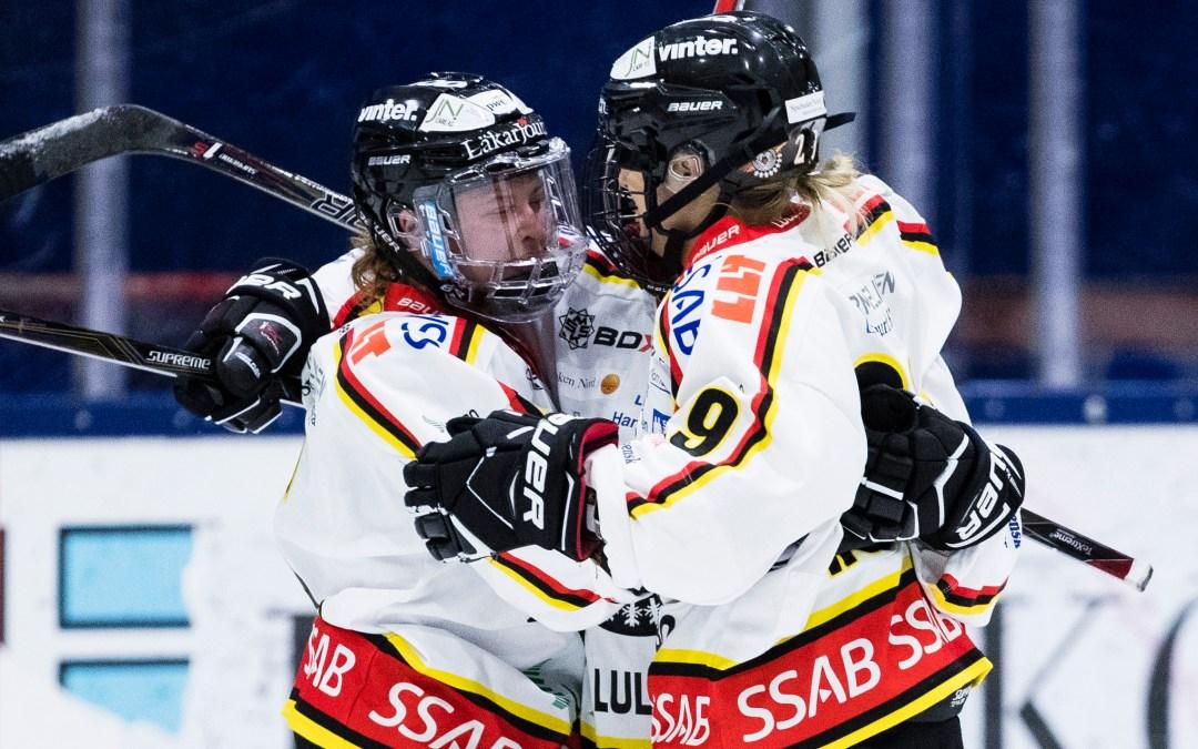 Emma Nordin listar bästa backarna i SDHL