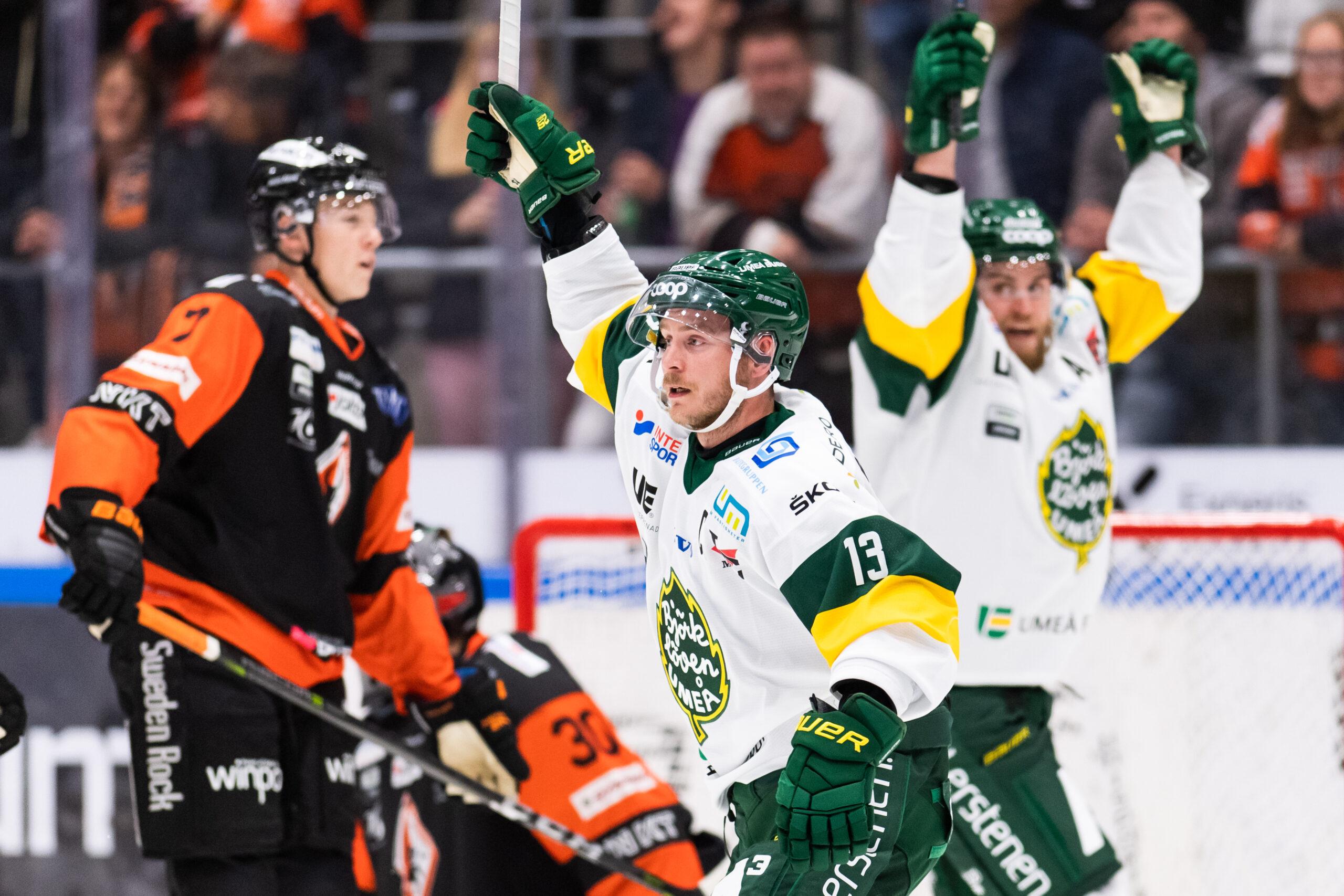 HockeyAllsvenskans spelschema i sin helhet