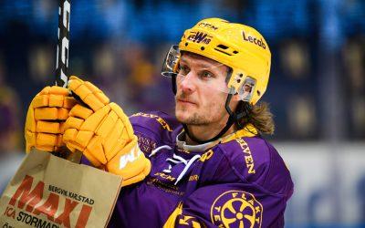 Olofsson skriver AHL-kontrakt