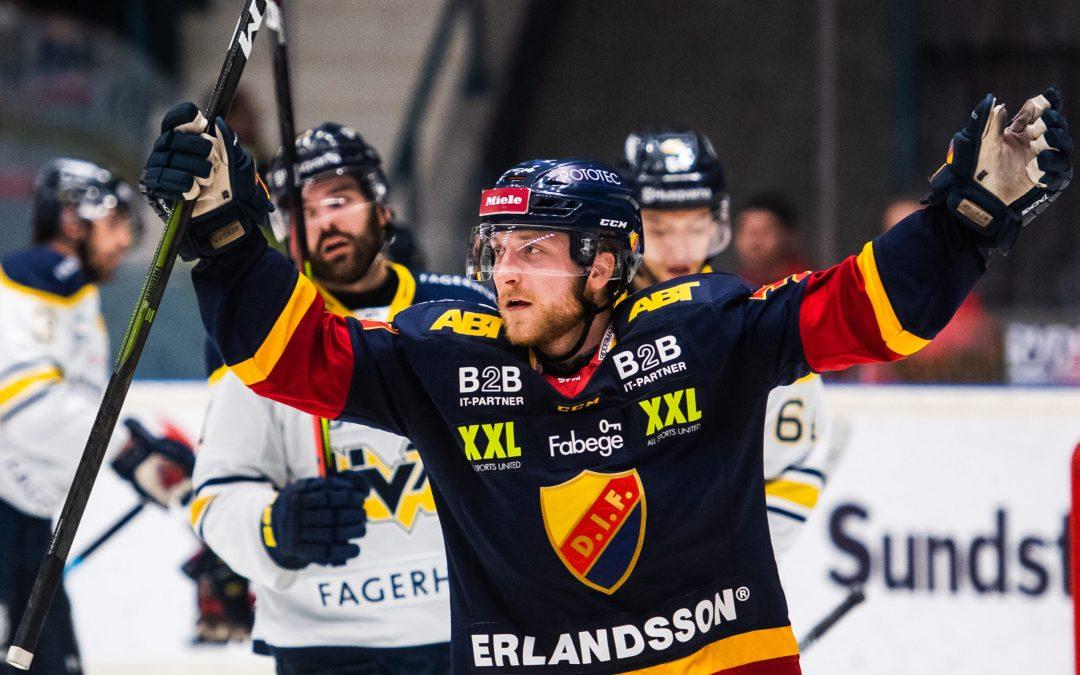 Hultström klar för KHL-spel