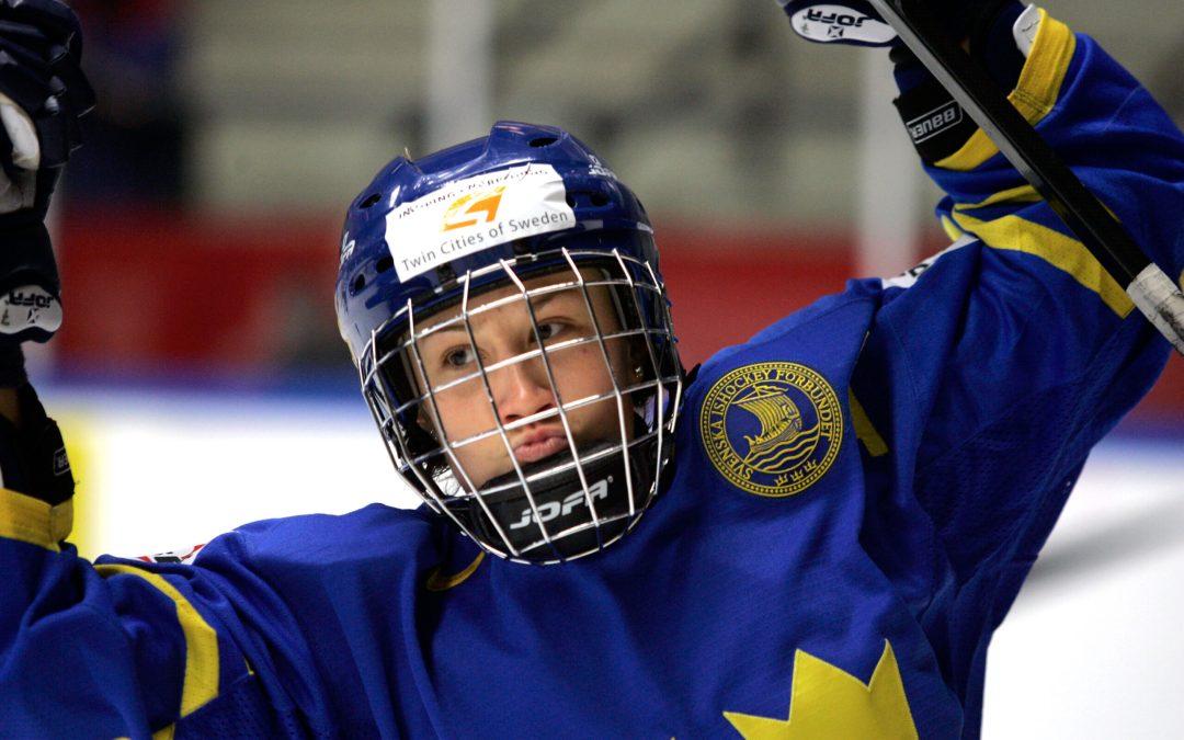 Jag & Mitt hockeyliv – Maria Rooth