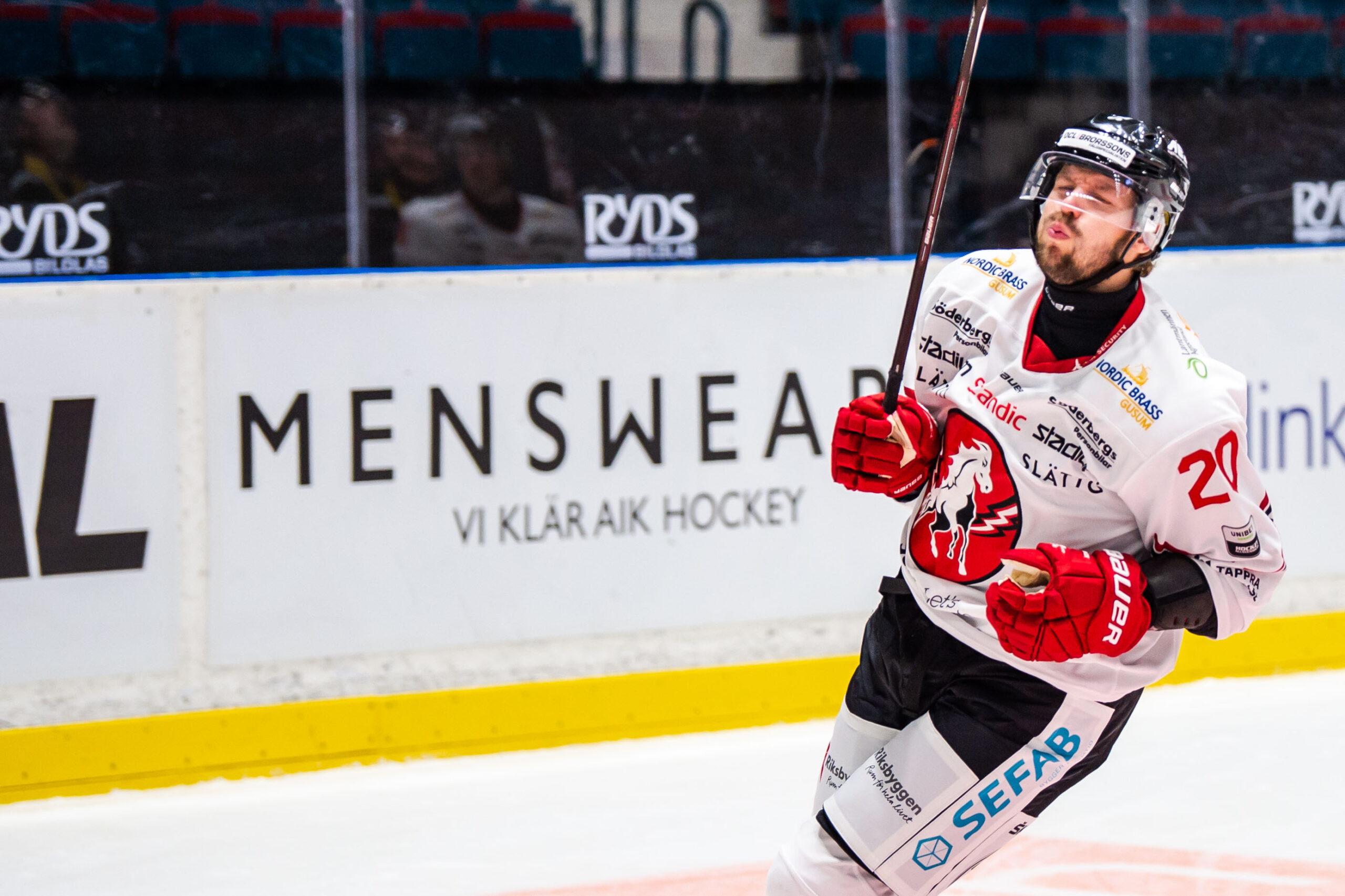 Eriksson lämnar Vita Hästen