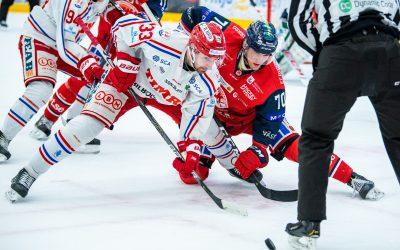 Klart för kvartsfinalspel i HockeyAllsvenskan