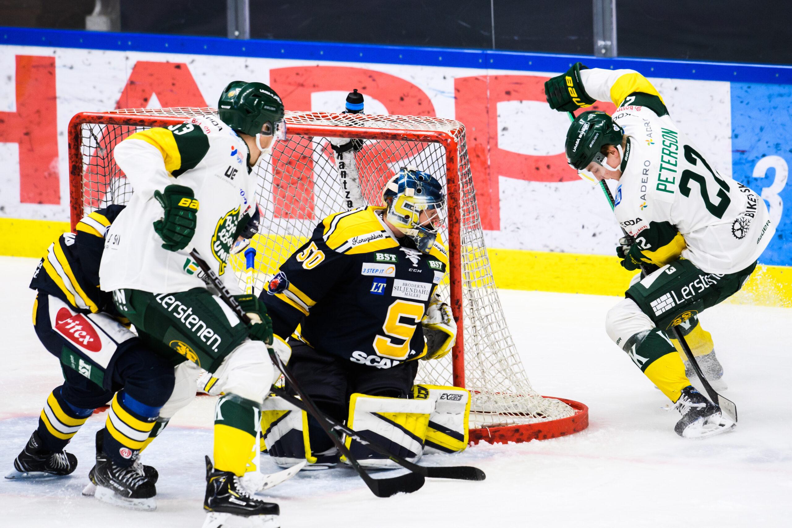 Spelschemat klart för HockeyAllsvenskan