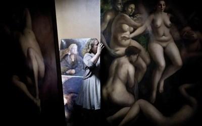 Å male er å studere livet