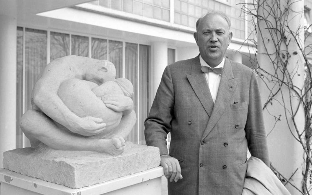 Kunstsamleren : Rolf E. Stenersen