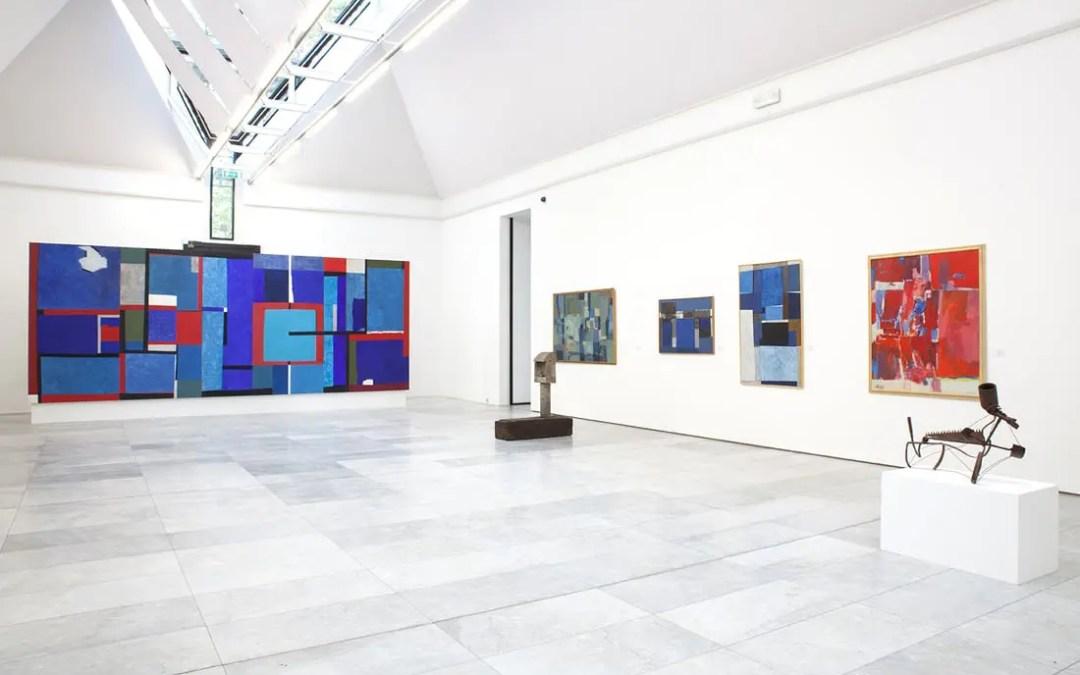 Kampen for det abstrakte maleri