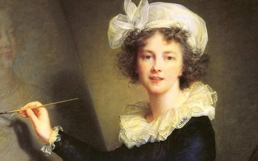 Élisabeth Louise Vigée Le Brun – et glemt geni?
